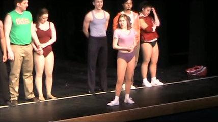 Emily Tolnay (Theater) Sassy dancer