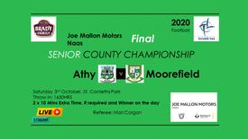 2020 Kildare Senior Football County Final