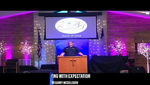 Praying With Expectation