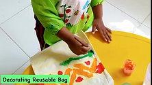 Decorating Reusable Bag