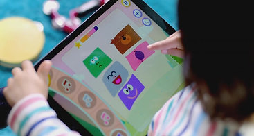 CBeebies Get Creative App with Frankie Bridge
