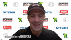 Tony Kanaan Press Conference 11/23/20