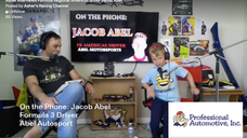 Asher interviews Formula Regional Americas driver Jacob Abel