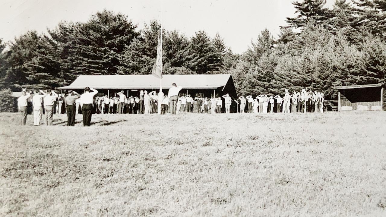HISTORY OF CAMP NORTHFIELD