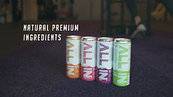 ALL IN ENERGY DRINK | 2020 TV Commercial