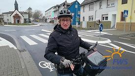 Sichere Radwege für Jung & Alt