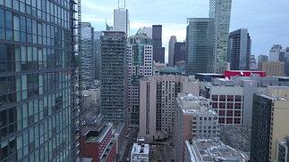 4KCinematicAerial~CenterD.T. Toronto