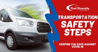 Transportation Safety Steps