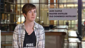 Alex Castle - Old Dominick Distillery