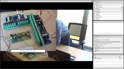 RTDS STATCOM control system testing