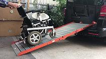 Wheelchair Van Ramps / VW Transporter