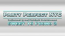 Sweet 16 promo 2