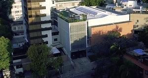 Pan American Rooftop e Laboratórios