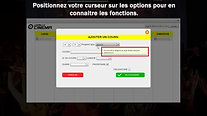 Tutoriel Réaliser Son Planning