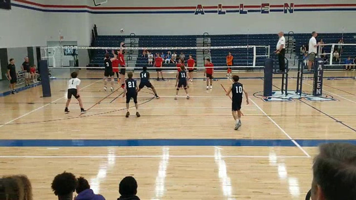 Rockwall vs. Jesuit 18'19'