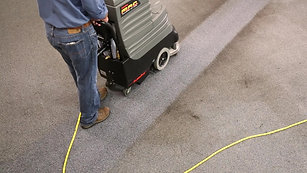 Surge Industrial Carpet Cleaner: Commercial Carpet