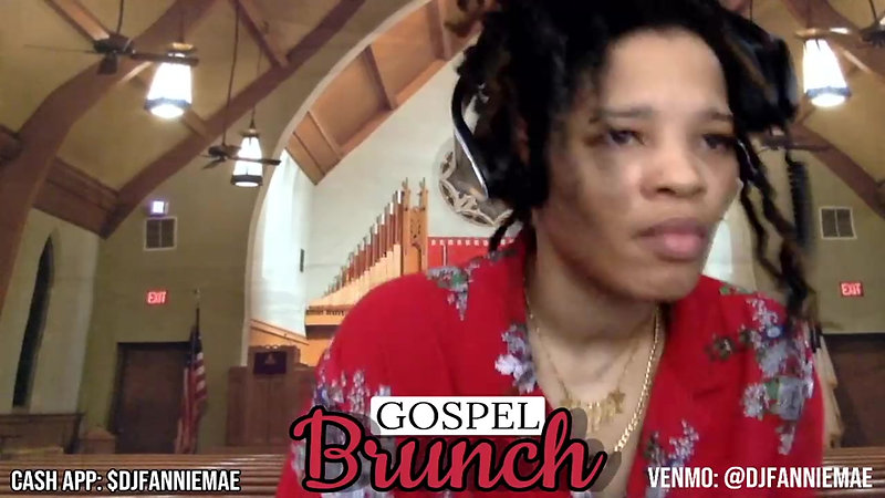 Gospel Brunch Live Stream (5.24)