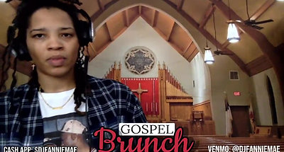 gospel Brunch Live Stream (5.17)