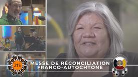 Messe de réconciliation Franco-Autochtone