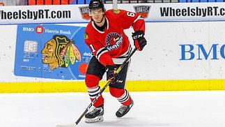 Chad Yetman - Rockford IceHogs AHL