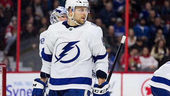 Erik Cernak - Tampa Bay Lightning NHL