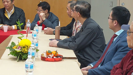 2020年韓濤總領事新春團拜