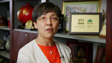 Macao Government Tourist Office Director message