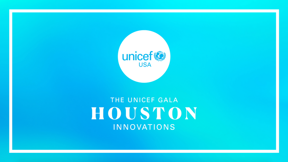 About the 2020 UNICEF Gala Houston - INNOVATIONS