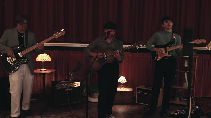 The Manatees | Have It All | Acoustic