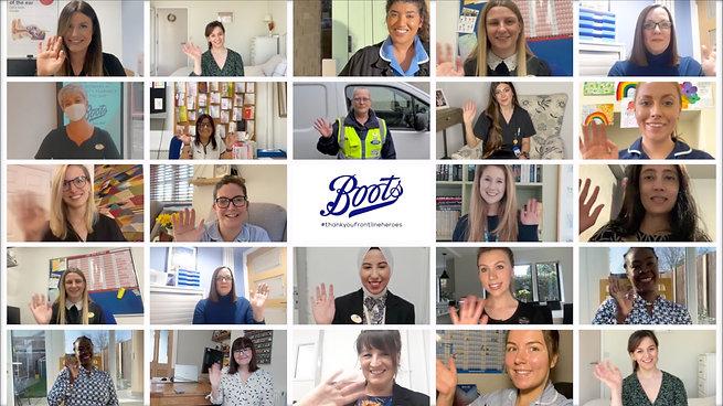 Boots UK - International Women's Day
