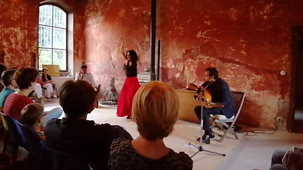 Flamenco et Musique Libanaise