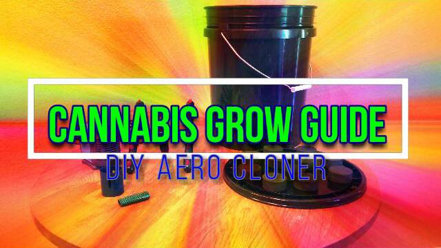 D.I.Y Cannabis Cloners