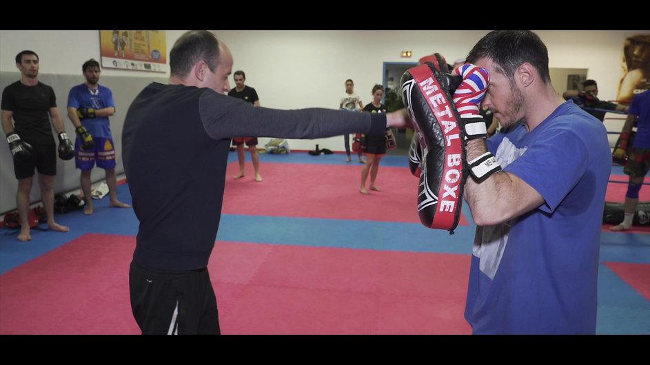 Muay-Thai/Boxe Thaïlandaise