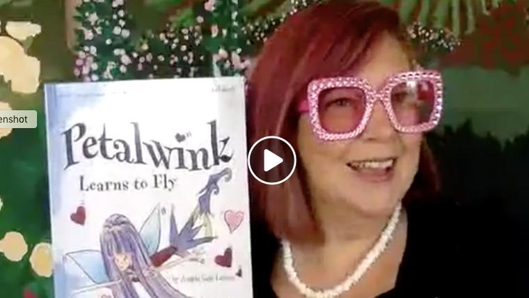 Petalwink Storytime Videos: Facebook Live
