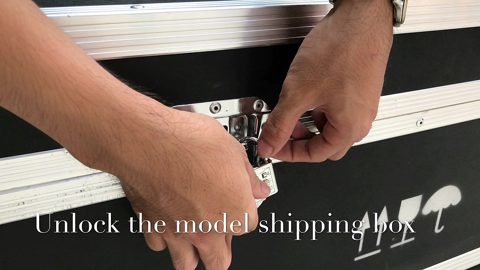 VIDEO_ELYSIAN MODEL_PACKING_UNPACKING