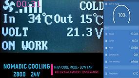 Nomadic Cooling 3000 100F HIGH COOL