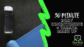 Body Con + Tabata Mash Up
