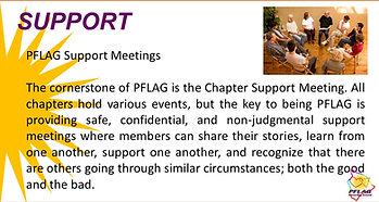PFLAG Overview