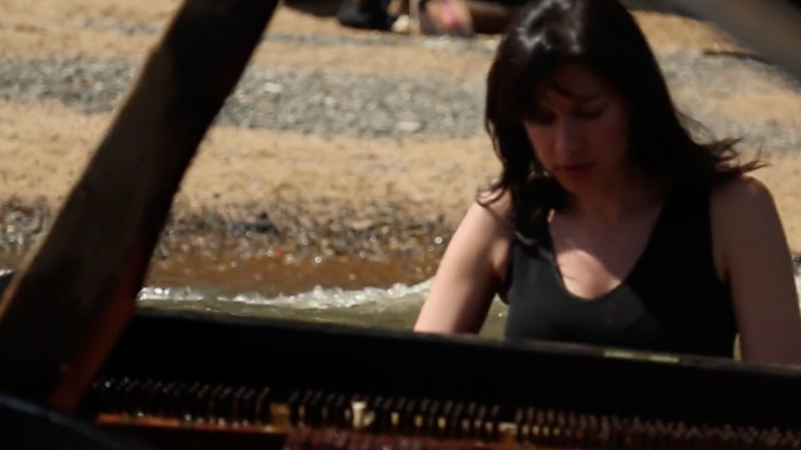 The East River Piano