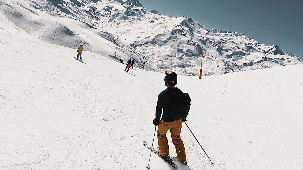 Les 3 Vallees - 2019 Ski
