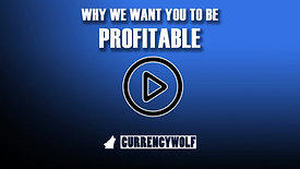 Why We Want you to be profitable