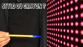 crayon ou stylo insta