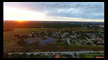 Visit Davenport Florida - Sunset Fly Over