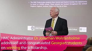 HMC & Bosworth Independent College Scholarship Award Ceremony