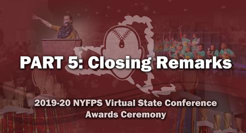 NYFPS Virtual State Bowl - Closing Remarks