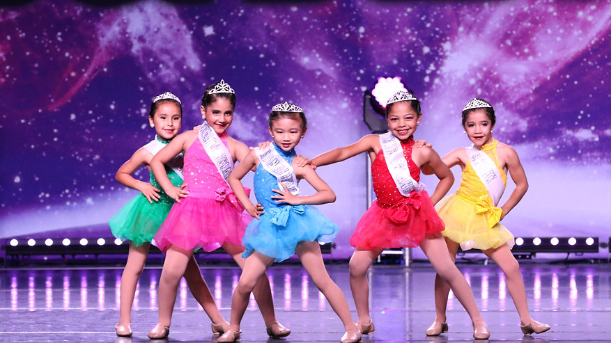 The Brooklyn Dance Centers Competition Team