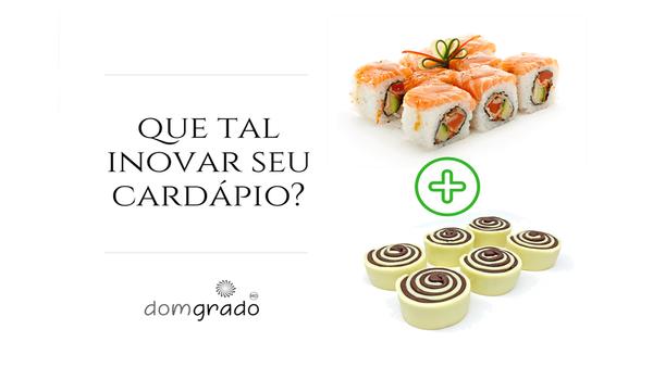 Sobremesas / Sushi