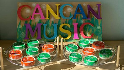 Can Can Music