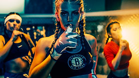 BEN ZINI & TYLOR Fight 2017