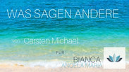 WAS SAGEN ANDERE - Carsten Miachelis